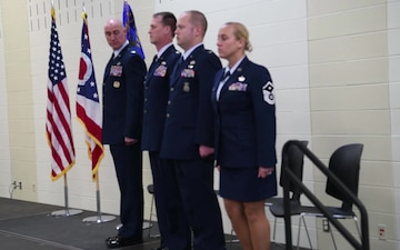 First Sgt. Kayla Mehki B-Roll