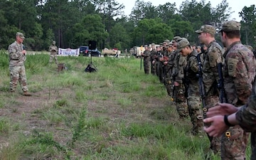 82nd Airborne Division Expert Infantry Badge and Expert Soldier Badge Testing Day 5 (B-Roll Package)