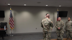 Adjutant General of the State of Georgia visits Robins Air Force Base