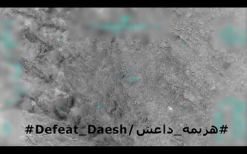 """Iraqi Security Forces demolish Daesh safe havens  During """"Heroes of Iraqi"""" Phase III, with Coalition air support"""