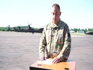 28th ECAB Deployment Ceremony