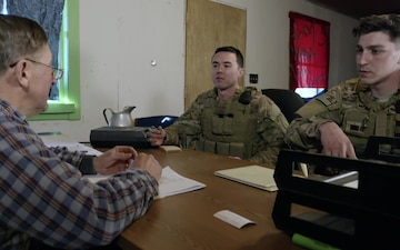 Army National Hiring Days 35F with 1ID ending