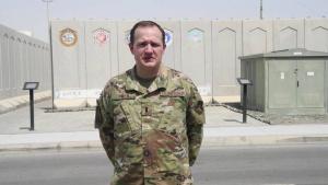 1st. Lt. Joshua Owen
