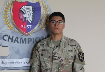 Pfc. Brito July 4th shout out