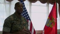 MCAS Futenma nonceremonial change of command event