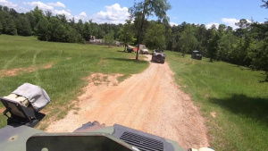 South Carolina National Guard Military Police conduct key leader engagement, annual training
