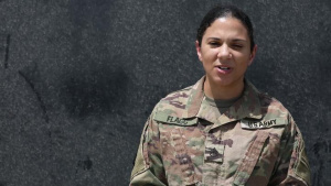 Staff Sgt. Sophia Flagg Shout Out
