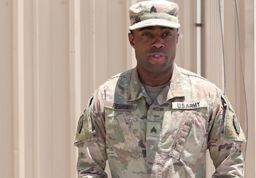 Sgt. Perrin Shout Out