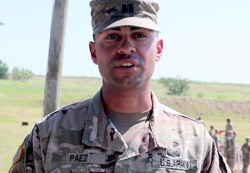 Why I Serve: To Lead Troops