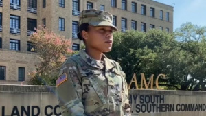 ARSOUTH Hiring Days Interview - Sgt.Mccrae