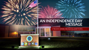 DMA Independence Day Message