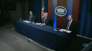 Pentagon Panel Addresses Coronavirus Concerns