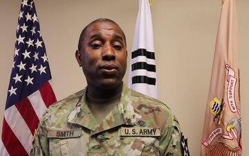 Maj. Stephon Smith July 4th Greeting