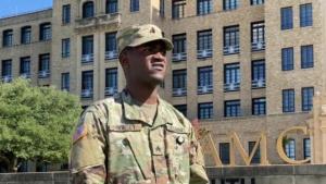 National Hiring Days - Sgt. Alvin Dorsey