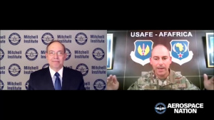 Around the Air Force: Allied Partnerships in Europe, and Scholarships to Improve Diversity