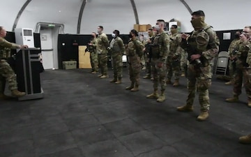 Total Force Integration-380th Expeditionary Security Forces squadron