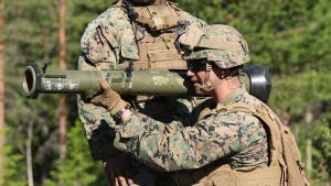 (B-Roll) Mountain-Warfare Fireteam Defense Range MRF-E 20.2