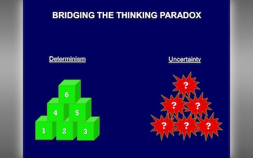 Bridging the Thinking Paradox