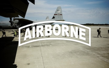 Airborne Static Line and Free Fall Training