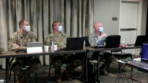 147th Attack wing member shares his COVID-19 Activation Experience