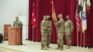 ASG-Kuwait Change of Command (DO NOT PUBLISH,ARCHIVE PLEASE)