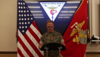 Marine Tactical Air Command Squadron 38 Change of Command Video Message