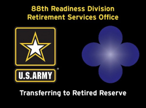 RSO Briefing: Transferring to Retired Reserve