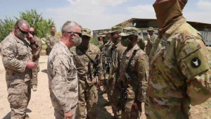 CENTCOM Command Team visits Syria