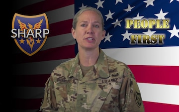 Brig. Gen. Jami Shawley's SHARP message