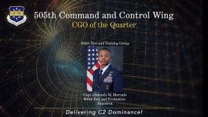505 CCW 1Q Virtual Awards Ceremony