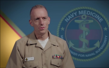 Navy Medicine Specialty Leaders: Pediatrics