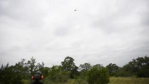 JBSA environmental program takes off with UAS technology