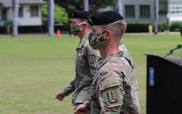 500th Military Intelligence Brigade -Theater Virtual Change of Command