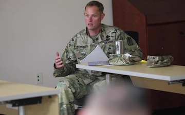500th Military Intelligence Brigade -Theater 2020 Best Warrior Competition