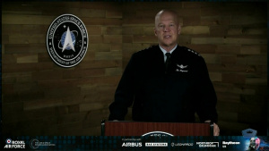 Top Space Force Officer Addresses London Air, Space Conference