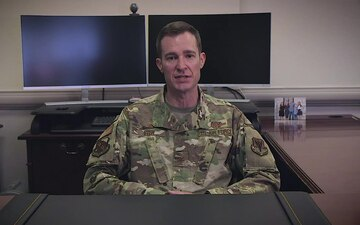 Col. Todd Dyer, July 14, 2020