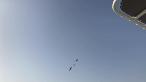 Thunder Over Cedar Creek Lake Airshow