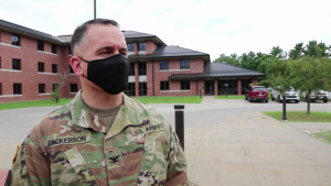 Interview with 308th Civil Affairs Brigade Commander, Col. Kelly Dickerson