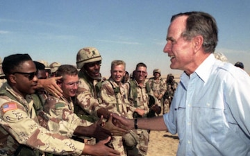 This Day in Army History: Desert Shield (1990)