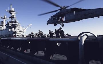 Naval Special Warfare VBSS Capabilities