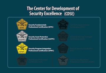 CDSE Certification Program PSA