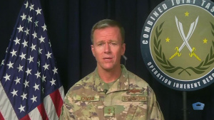 OIR Deputy Commander Briefs on Iraq Mission