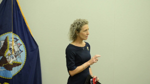 Senator Kiggans Honors Life-Saving Norfolk Sailor