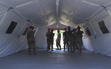 823rd RED HORSE Squadron teams with UTS Systems