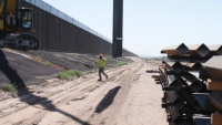 El Paso 5 border barrier project
