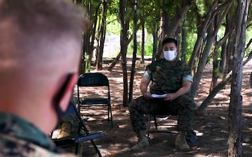 Marine Mindset: HQBN NCO's develop leadership skills