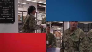 Sailors Advised to use U.S. Postal Customs Forms Online