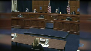 DOD Official Testifies at Hearing on Empowering Women, Promoting International Security