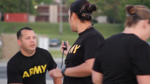 Before The Eleventh Hour - CSM Small's ACFT Session