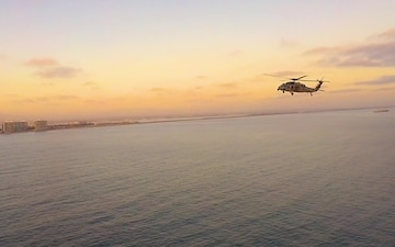 HSC 4 Conducts Search and Rescue Training Operations